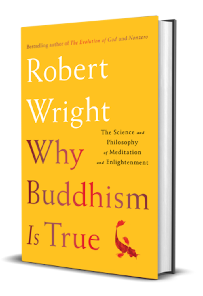 Why Buddhism Is True Book Cover Image